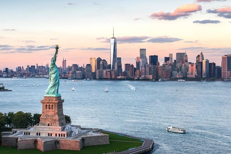День 1 Нью-Йорк
