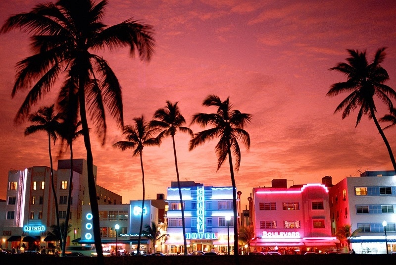 День 9 Майами