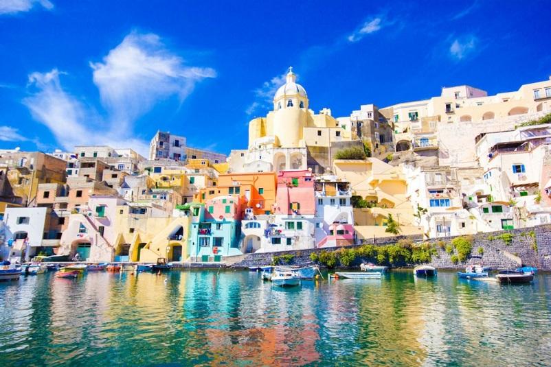 День 7 о. Искья  Неаполь