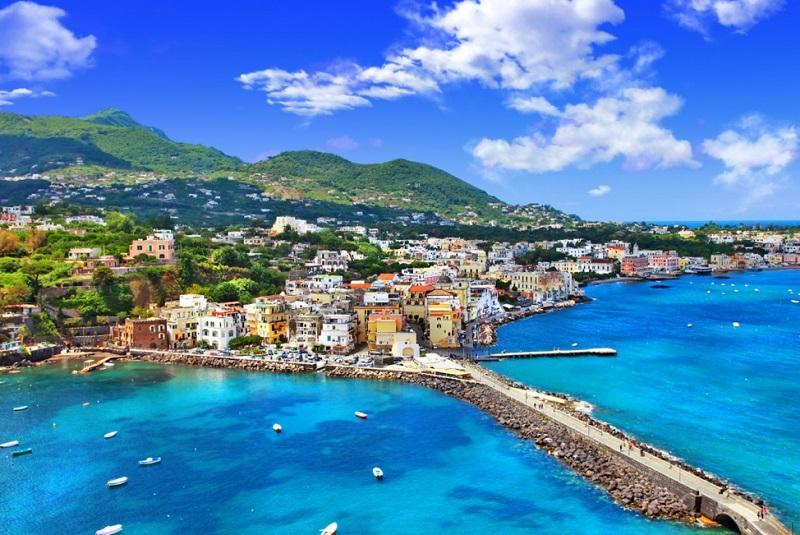 День 1 Неаполь  о. Искья