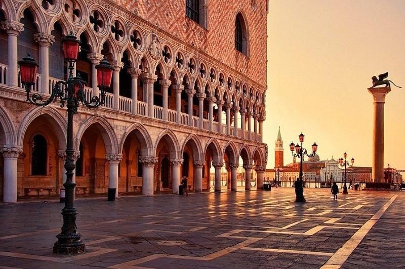 День 3 Абано Терме  Венеция