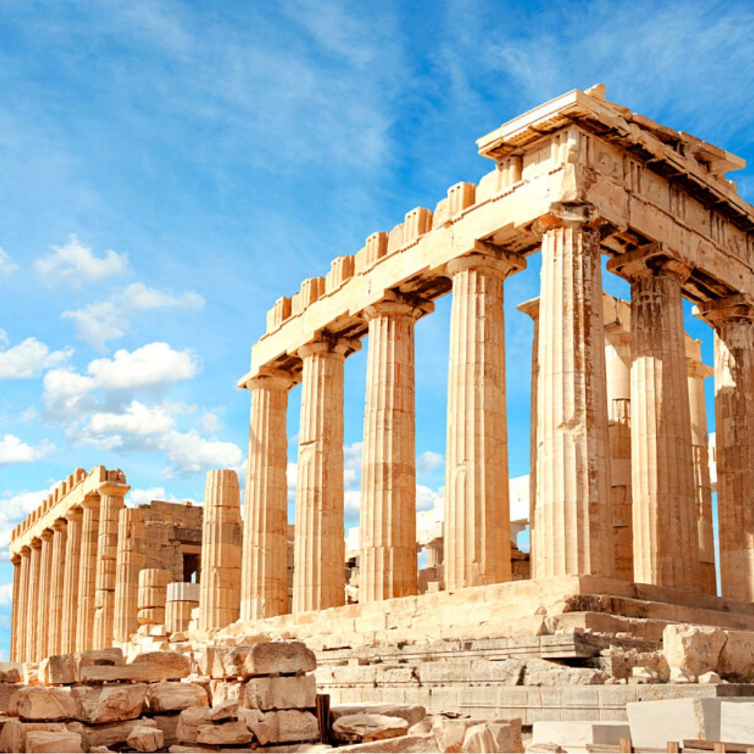 Тематический день в кругу семьи: Греция