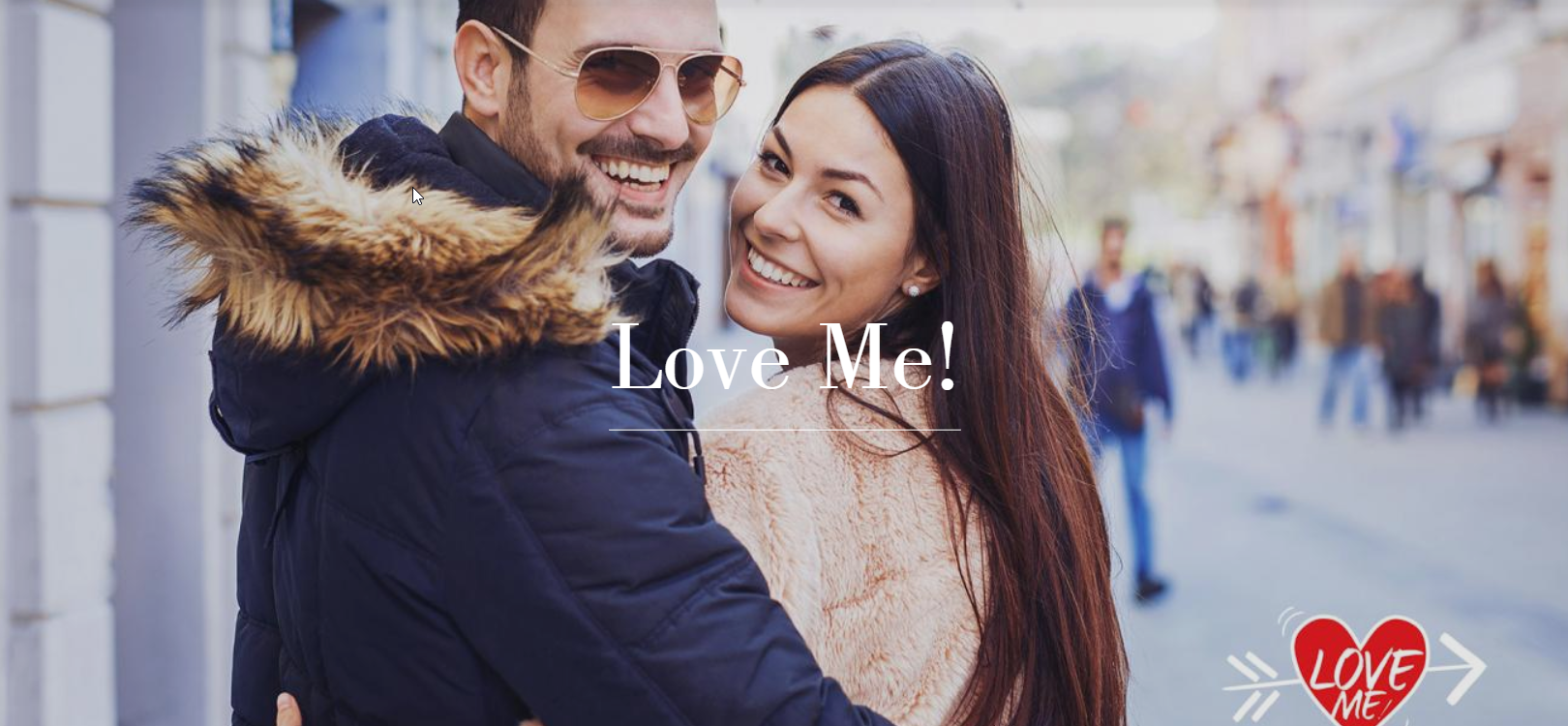 LOVE ME – праздник для влюбленных круглый год