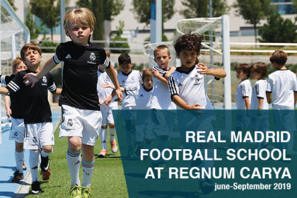 Футбольная Школа Real Madrid Foundation  в Турции